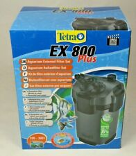 Tetra EX 800 Plus Aquarium External filter with filter media for 100-300l tanks