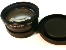 TIFFEN Telephoto Lens 2X 37mm threaded AUX tele-converter