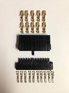Holden 11 way Dash, Column, Body Wiring Connector Kit LJ, LH, LX, HQ, HJ, HX, WB