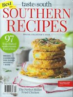 Taste of the South    Best Southern Recipes 2020  Collector's Issue