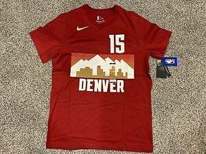 Nikola Jokic Nike City Edition Shirt Denver Nuggets 2020/21 IN HAND