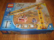 Lego Set 7905 City Building Crane  - Brand New, Factory Sealed - Great Condition