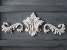 SHABBY CHIC FRENCH OPAQUE FURNITURE MOULDING SET