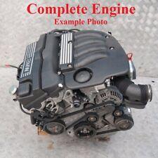 BMW X3 Series E83 2.0i N46 150HP Petrol Bare Engine N46B20B with 132k m WARRANTY