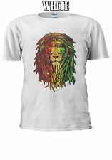 Rasta Hair Bob Marley Men Women Unisex T Shirt T-shirt Vest Baseball Hoodie 551