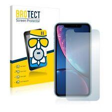 iPhone XR Cristal Mate Lámina de Vidrio Protector Pantalla