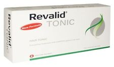 Revalid Tonic Hair Loss Treatment Growth Ampoule 20x 6ml NEW BIGGER PACK !!!!