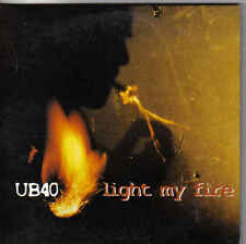 UB 40-Light My Fire cd single