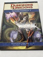Dungeons and Dragons Player's Handbook 2/Roleplaying