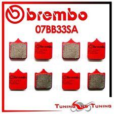 PASTILLAS FRENO DELANTERO BREMBO SA TRIUMPH SPEED TRIPLE 1050 2008 2009 07BB33SA