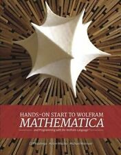 USED (GD) Hands-On Start to Wolfram Mathematica by Cliff Hastings