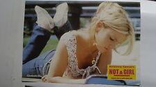 A100- 3x A3- Aushangfotos(29x42cm) BRITNEY SPEARS Not A Girl / Crossroads