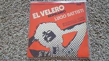 """Lucio Battisti-El velero/respirando 12"""" Disco vinyle sung dans spanish"""