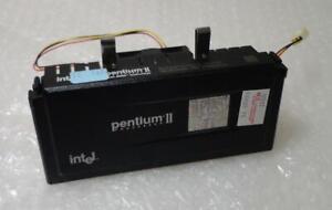Intel Pentium II Processor 18060593-188 80522PX233512 SL2HD