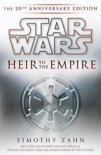 Star Wars Heir to the Empire 20th Anniversary Edition by Timothy Zahn