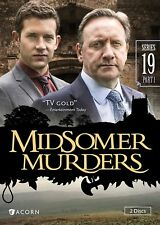 Midsomer Murders: Series 19, Part 1 New DVD! Ships Fast!