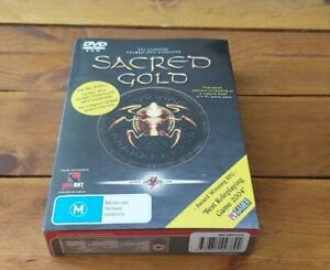 Sacred Gold PC Game In Box