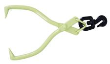 Tmw-02 20� Lift/Skiding Tongs for deep gripping Rotating swivel hook 360 degrees