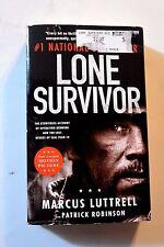 Lone Survivor - Marcus Luttrell -  Paperback Good Seal Team 10 PB VG
