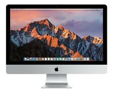 "Apple iMac 21.5"" Desktop Intel Core i5 2.50GHz 4GB RAM 500GB HDD MC309LL/A"