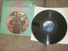 Nana Mouskouri-Singt internationale Weihnachtslieder1972LP6325330Vinyl Mint