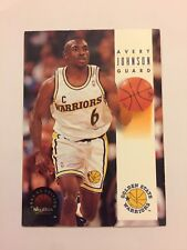 1993-94 Skybox Into NBA Basketball Card Golden State Warriors #226 Avery Johnson