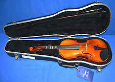 Erich Pfretzschner Model 3011 3/4 Violin Outfit w/Case and Bow