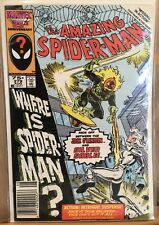 Marvel Comics, Amazing Spider-Man #279, VF/NM, 1986, Silver Sable, Jack OLantern
