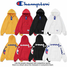 2018 New Champion Men's Women's Hoodies Sweater Pullover Adults Hoody Sweatshirt