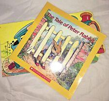 "Children's Books: ""The Tale of Peter Rabbit"" & ""Puffer"""