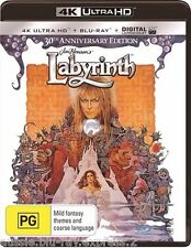 Labyrith: 30th Anniversary Edition - 4K Ultra HD