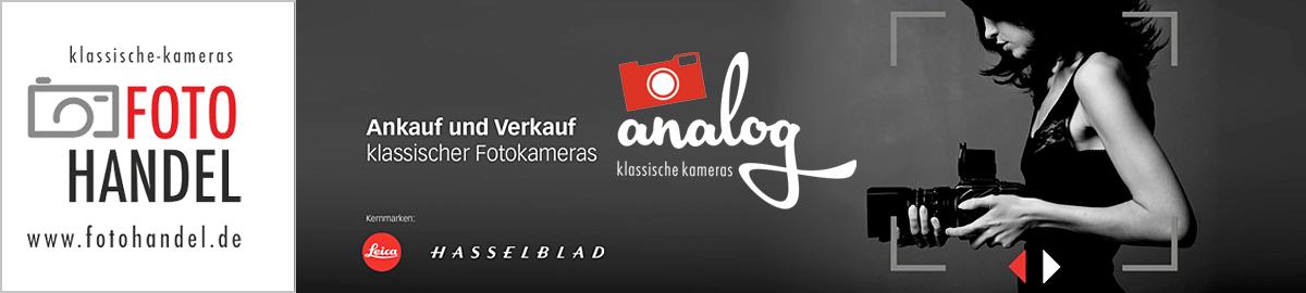 fotohandel.de | klassische-kameras