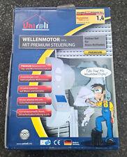 Uniroll Wellenmotor Typ 4 Premium für Sturz Rollladen Elektrisch NEU