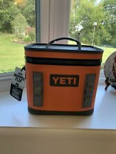 BRAND NEW Yeti Hopper Flip 8 Soft Cooler - CORAL (Discontinued Color) Rare!!!