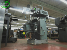 Van Norman Ir 3 22 Universal Horizontalvertical Milling Machine Id M 046
