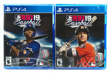 R.B.I. RBI Baseball 19 2019 Sony PlayStation 4 PS4 MLB Lourdes Gurriel Jr Cover