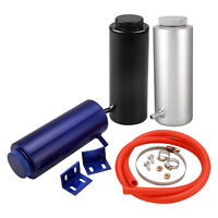 """3 Colors,8"""" ,800ml,Universal Radiator Coolant Overflow Recovery Tank Bottle"""