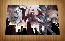 Gameciel, the Sea Turtle Kaiju Yugioh Playmat Play Mat Mouse Pad FREE SHIPPING