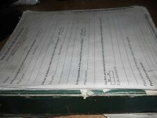 1993 FORD ESCORT TRACER SHOP SERVICE MANUAL OEM CHEAP!