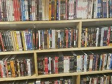 10 DVD Movie Lot No Duplicates Wholesale for Resale/Personal Use...Free Shipping