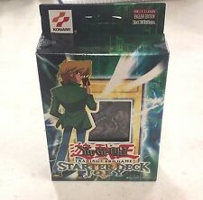 YUGIOH OOP 1ST EDITION JOEY STARTER DECK Factory Sealed