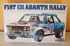 FIAT 131 Abarth Rallye in 1:20 von Tamiya