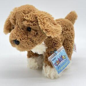 Webkinz Brown White Cockapoo Puppy Dog Plush Unused Code Sealed Tag HM875