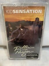 Rollin' with Number One by Kid Sensation (Cassette, 1990, Nasty Mix) New Sealed