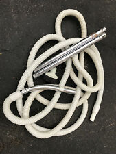 Old Sears or Other 24 ft. Central Vacuum Hose with brush/metal extensions.