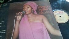 Naturally-Marcia Griffiths-High Note Records-Reggae-LP-VG