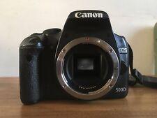 Canon EOS 500D Caméra Corps Seulement