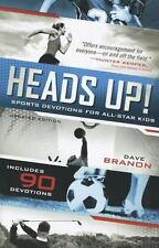 Heads UP! Updated Edition: Sports Devotions for All-Star Kids by Branon, David,