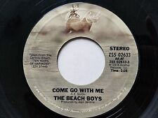 "BEACH BOYS - Come Go With Me / Don't Go Near the Water 7"" DOO WOP POP Caribou"