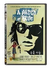 A Patch Of Blue (1965) Guy Green, Sidney Poitier / DVD, NEW